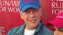 Bruce Willis à Broadway dans Misery