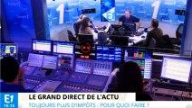 Alexis Corbière sur Europe1 - 5 mars 2015 (Impôts)