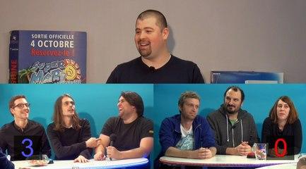 Live Quiz #3 : Le Quiz 100% Jeux vidéo de