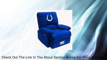 Imperial 781022 NFL Indianapolis Colts Fan Favorite Recliner Review