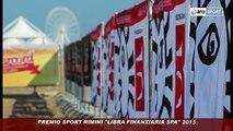Icaro Sport. Premio Sport Rimini Libra Finanziaria Spa 2015