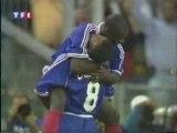 France-Croatie Demi-finale 98