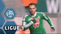 But Yohan MOLLO (74ème) / AS Saint-Etienne - FC Lorient (2-0) - (ASSE - FCL) / 2014-15