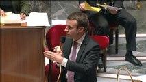 """Emmanuel Macron : """"Ce sont des amendements copiés et recopiés"""""""