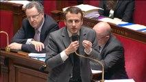 """Comme Ségolène Royal, Emmanuel Macron a parfois """"des colères saines"""""""
