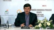 Mardin-Başbakan Davutoğlu Güneydoğu Anadolu Projesi Eylem Planı Tanıtım Toplantısında Konuştu 2