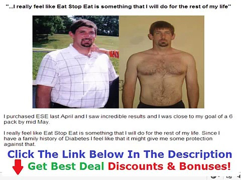 Eat Stop Eat Coffee Discount + Bouns