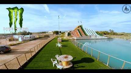 Les Rampes de l'Extrême - Frenzy Palace, le plus grand Water-Jump de France !