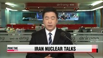 Iran, P5+1 hold nuclear talks in Switzerland