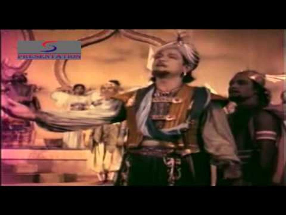 Parwar Digar E Aalam Tera Hi Hai Sahara - Mohammed Rafi - HAATIMTAI -  Jairaj, Shakeela, B M Vyas