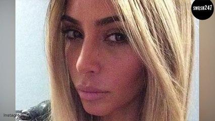 Kim Kardashian: Ist der neue platinblonde Look nun wirklich echt?