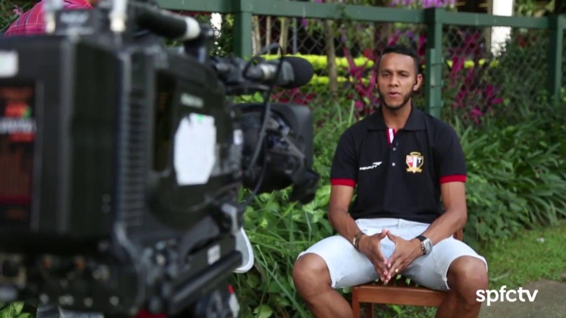 Souza comemora nova chance na Seleção Brasileira