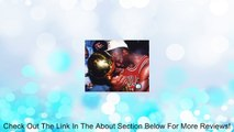 Michael Jordan Game 5 of the 1991 NBA Finals with Championship Trophy Glossy Photograph Photo Review