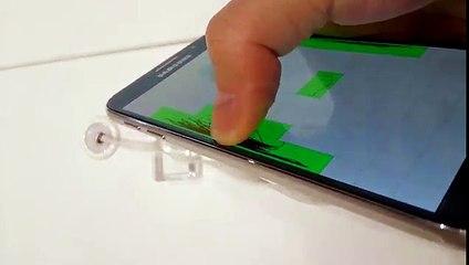 Galaxy S6 ve S6 Edge'in Ekranında Problem mi Var?