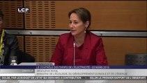 TRAVAUX ASSEMBLEE 14E LEGISLATURE : Audition de Mme Ségolène Royal, ministre de l'écologie, du développement durable et de l'énergie.
