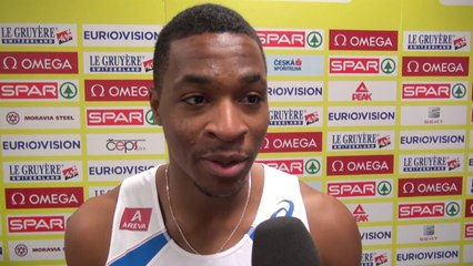 Wilhem Belocian : « On l'a fait ! »