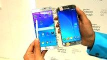 Samsung Galaxy S6 vs. Galaxy Note 4: se enfrentan los dos teléfonos insignia