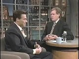JEAN CLAUDE VAN DAMME - INTERVIEW ON THE LATE SHOW (1994) - Movies Fitness Bodybuilding Martial Arts
