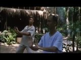 JEAN CLAUDE VAN DAMME - KICKBOXER, TRAINING SCENES (1989) - Movies Fitness Bodybuilding Martial Arts