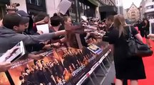 JEAN CLAUDE VAN DAMME - THE EXPENDABLES 2 UK PROMO IN LONDON (2012) - Movies Fitness Bodybuilding Martial Arts