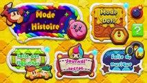 Kirby - The Rainbow Curse - VideoTest - Wii U