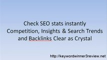 keyword winner 3 keyword winner 3 review keyword winner seo wordpress plugin