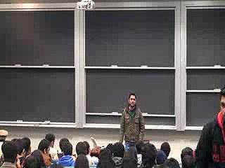 Lecture 11b, 7th Feb 2014