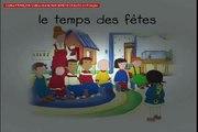 Caillou FRANÇAIS Caillou chante Noël S04E18 CAILLOU en Français