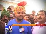 Holi Celebration: Jamnagar's horse and bullock cart race attracts thousands - Tv9 Gujarati
