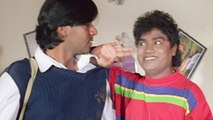 Johnny Lever Best Comedy Scene from Haqeeqat Movie - Ajay Devgn Meets Funniest Man of Bombay