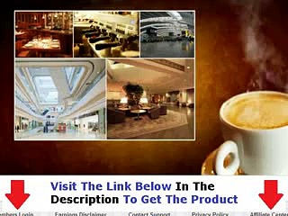 Coffee Shop Millionaire  Bonus + Discount