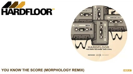 Hardfloor - You Know the Score (Morphology Remix)