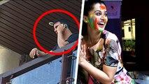 Bollywood Celebs Special Holi | Akshay Kumar | Taapsee Pannu