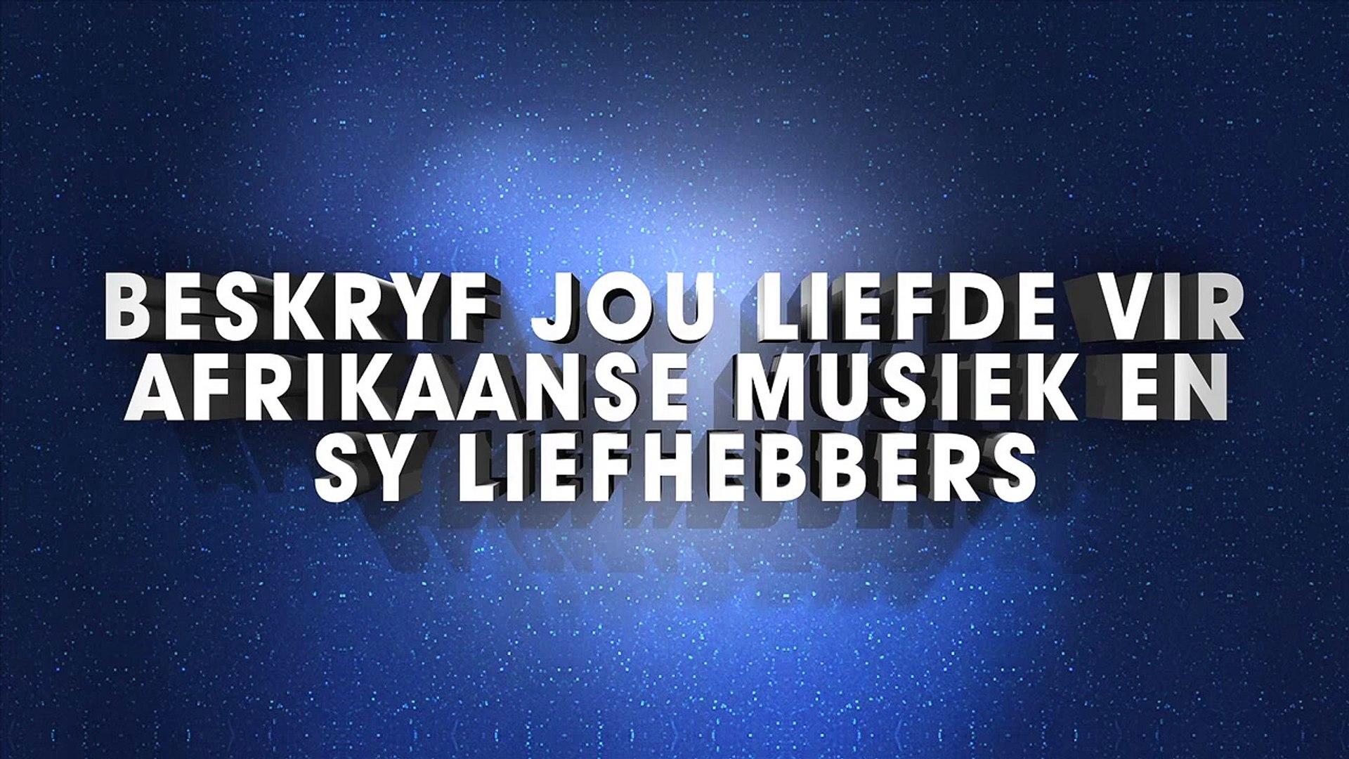 Afrikaans is Groot - Dié Konsert 2012 - Bok van Blerk EPK