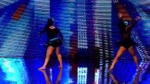 Britain s Got Talent judge, Alesha Dixon bites back!