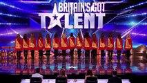 Irish dancers surprise judges with their modern twist on Britain s Got Talent