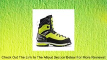 Lowa Women's Weisshorn Gtx Mountaineering Boot, Lime/Black Review