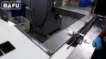 Automatic packaging machine, chocolate packaging machine, automated packing machine