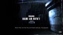 "Tilawat by ""Hani Ar-Rifai"". Surah Al-Fatiha (1) and Surat Al-Fajr (89)."