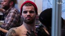 """Mondial du tatouage 2015: """"Mes tatouages c'est ma vie, mon encre, mon identité"""""""