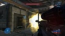 Un tir Sniper de dingue dans Halo : triple ricochet!