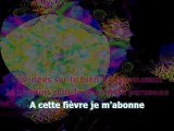 KARAOKE ETIENNE DAHO - Comme un igloo