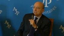 """Alain Juppé : """"Laurent Wauquiez et Nicolas Sarkozy, ce n'est pas la même chose"""""""