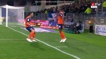 Lucas Barrios 1:0 | Montpellier - Lyon 08.03.2015 HD