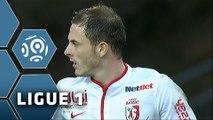 But Nolan ROUX (51ème) / EA Guingamp - LOSC Lille (0-1) - (EAG - LOSC) / 2014-15