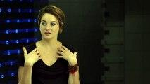 Insurgent Interview - Shailene Woodley (2015) - Kate Winslet, Miles Teller Movie HD
