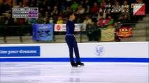 ネイサン・チェン Nathan Chen - 2015 Junior Worlds FS