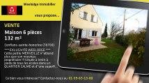 Vente - maison - Conflans-sainte-honorine - 132m²
