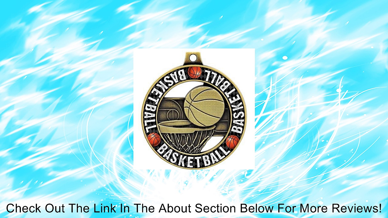 Basketball Medal — Basketball Medals — Basketball Awards Review