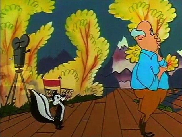 Pepe Le Pew - The Murder perfume - Video Dailymotion-Pepe le putois - Le crime était presque parfum - Vidéo Dailymotion
